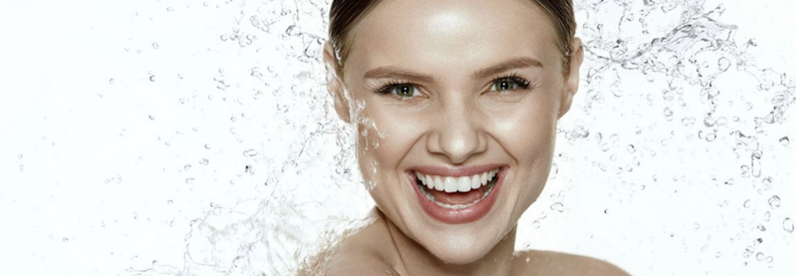 higiene facial