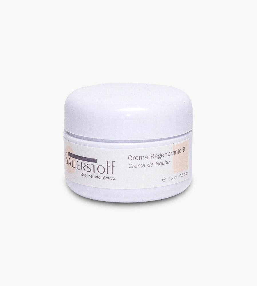 Crema Regenerante B Anti-Acné Sauerstoff