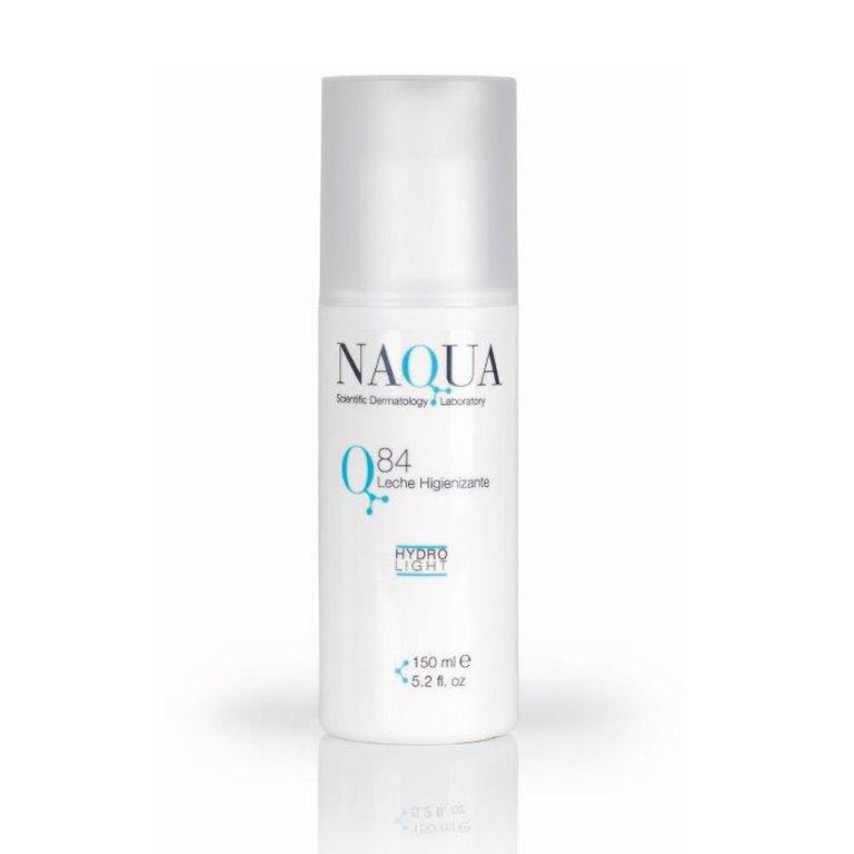 Naqua Q84 leche higienizante con lingette