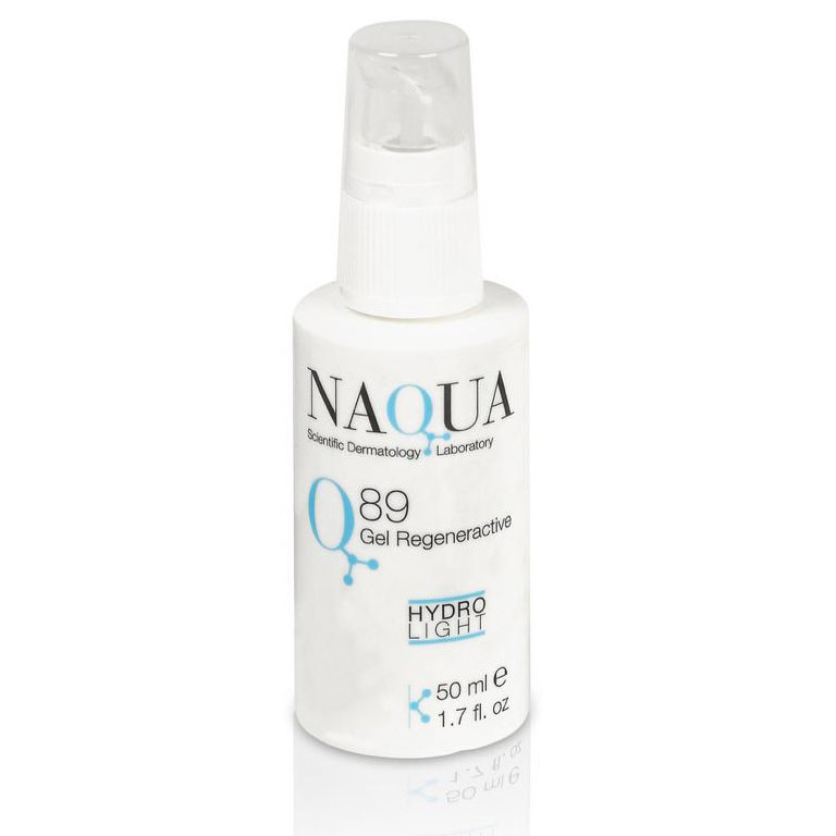 Naqua Q89 gel regeneactive activacion